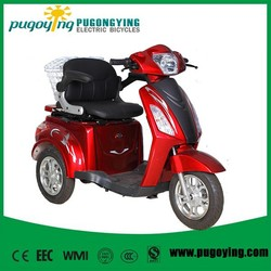 top quality good price electric powered tricycle