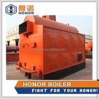 DZL(H) Industrial Full Automatic Biomass Pellet Boiler, Coal Fired Boiler, Wood Fired Generator