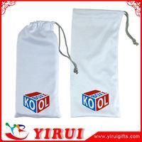 YD006 digital printing customizable microfiber eyeglass bag