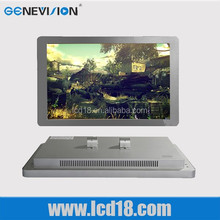 22 inch Back fixed haging bus LCD Video player for Advertising (MBUS-220B)