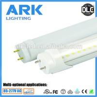 New products UL DLC cUL SMD 120cm high lumen 4ft G13 t8 led tube light 100-277v