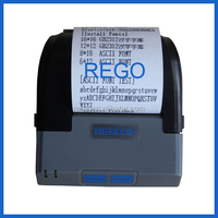 DC12V 58mm support Multiple copies printing bluetooth thermal printer machine