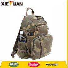 Mini Size Vintage Backpack Canvas Military Bags
