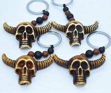 Wholesale Custom Creative Football/ basketball /golfball Key Ring As Key Chain