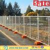 china manufacturer metal galvasied used temporary fence price