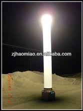 Hot sale high brightness portable inflatable light column for emergency