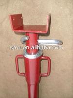 prop/adjustable construction shoring props