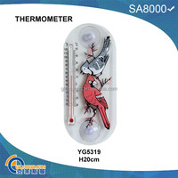 YG5319,indoor plastic thermometer