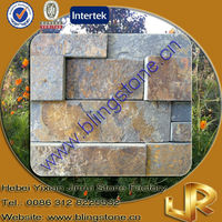 Eco-friendly Products Natural Stacked Stone Slate