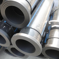 Plastic PE100 110mm Pipe Tube for Drinking Water