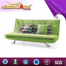 2014 Fashion hot selling brown multifunctional sofa for three seats