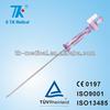 hot selling disposable laparoscopic surgery veress needle