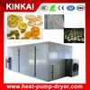 KINKAI Energy Saving Heat pump type fruit drying machine / fruit dehydrator