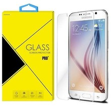 For Samsung Galaxy S6 Ultra Thin Clear Premium Tempered Glass Screen Protector