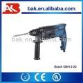 Bosch gbh 2-20se tipo 20mm 500w de alta calidad martillo perforador eléctrico