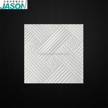 direct selling Perforated PVC gypsum ceiling tiles 996