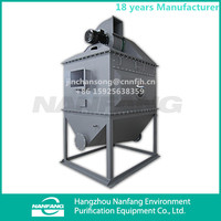 99.9% High Efficiency ZH-2# Watery Dust Collecting System Powder Dust Purification Project