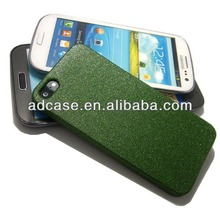 Personalized PC sanding cell phone case for iphone 5