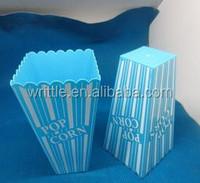 Christmas hot use kilala bucket popcorn container/bucket popcorn