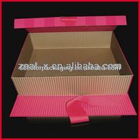 Storage star box for wedding dress shirt box
