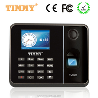 TIMMY easy for use Standalone fingerprint time attendance machine for office and shop management (TM1000)
