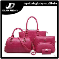 Fashion designer recommended style 5 suit set Handbag Shoulder bag Fashion bags ladies handbags