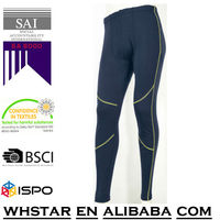 Colored and ribbed thermal Long Johns