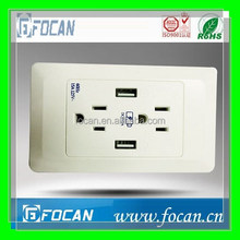 USA USB wall socket best selling products in America