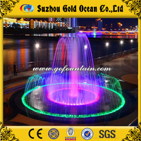 Professional program control indoor and outdoor indian water fountains for sale