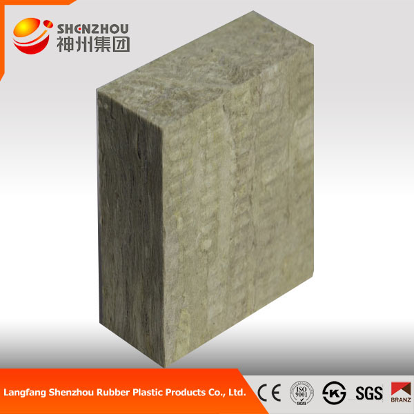 Waterproof rockwool insulation board and rock wool for Rockwool insulation board