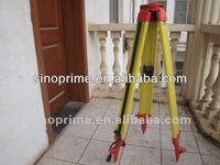 Survey Tripod survey instruments:Leica type Wooden suvey tripod for total station