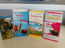 pharmaceutical finished product Oxytetracycline 10% injection for cattle sheep camel use/veterinary medicine