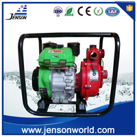 Jenson 2015 hot sell agriculture & industrial diesel water pump