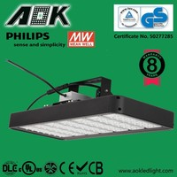 8 Years Warranty 150W 100W 120W CE Rohs TUV UL DLC Certificate industrial led high bay light
