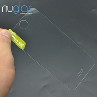 Nuglas Ultra Clear Protective Film for iPhone 5/5s Screen Protector Tempered Glass