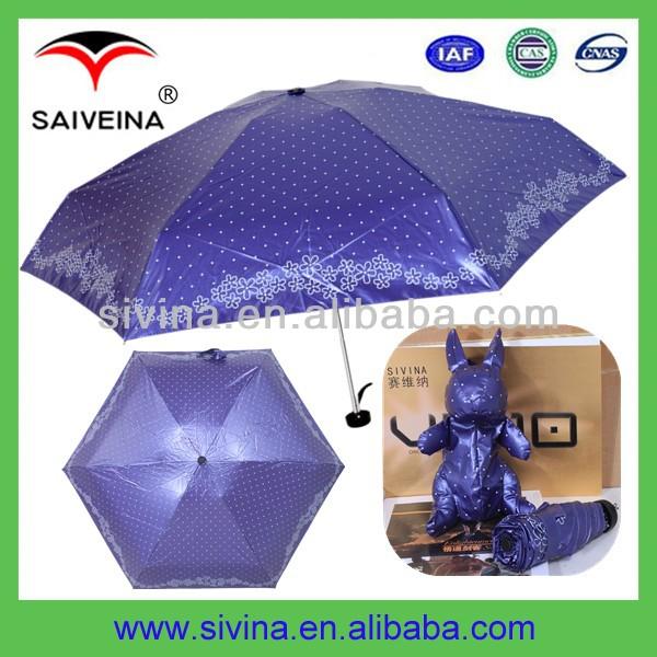Merletto ombrello forma animale/stile fantasia