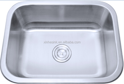 New design stainless steel kitchen sinks franke