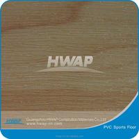 Badminton/Basketball/tennis commercial pvc flooring for sports