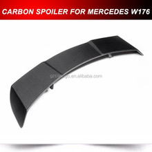 Rear Roof Spoiler Upper Wing Lip Fit For Mercedes Benz W176 A Class A45 AMG 2014 (Fits: A180)