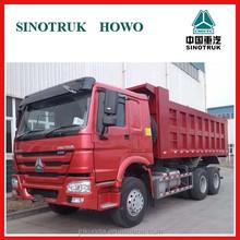 SINOTRUK HOWO 6X4 DUMP TRUCK 20-30 TON capacity for sale