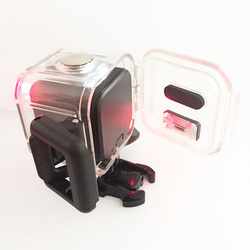 Manufactory 45M waterproof housing case for gopros heros 4 session GP273