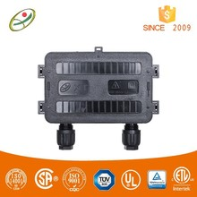IP65 solar module junction box suitable for small solar panel (PV-XT04)
