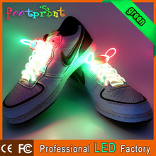led flashing light up shoelaces for party