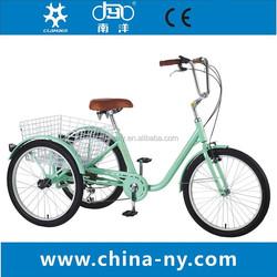 2015 new model three wheel six speeds cargo Tricycle model GW 7020