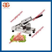 Frozen Beef and Mutton Cutting Machine|Beef Roll Slicing Machine/Mini Mutton Roll Slicer Machine