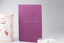 changeable shape Transformers leather case for ipad5
