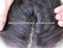 6A!! Hot Sale Comfortable Body Wave brazilian hair Silk Base Closure