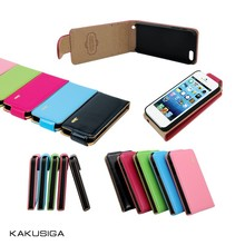 H&H Luxury design flip leather smart cover case for mobile phones