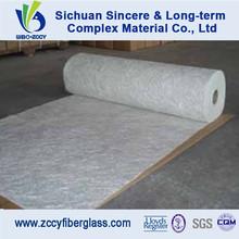Fiberglass E Glass Chopped Strand Mat (dageng), fiber glass knitted mat