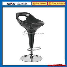 Good Quality Swivel ABS Plastic Bar Chairs/Bar Stool(Y-909)